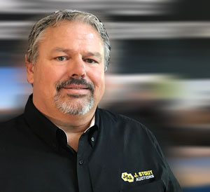 Neil Gardner - General Manager - J. Stout Auctions in Portland-Oregon